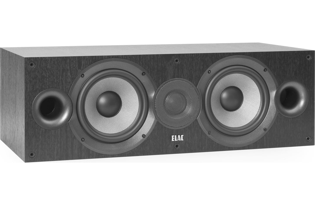 ELAC Debut 2.0 C6.2 Center-Channel Speaker For Home Theater - Best Home Theatre Systems - Audiomaxx India