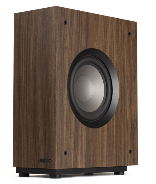 JAMO S808 SUB Ultra Slim Powered Subwoofer  - Studio Series-8 - Best Home Theatre Systems - Audiomaxx India