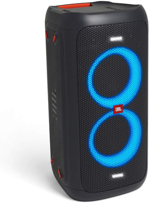 JBL PartyBox 100 160W Bluetooth Portable Party Speaker - Best Home Theatre Systems - Audiomaxx India
