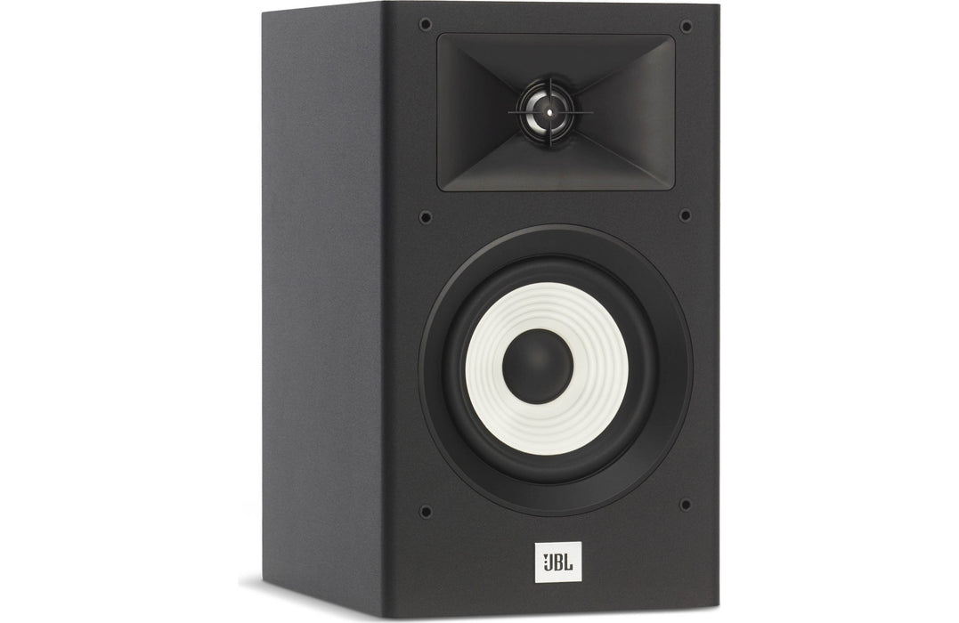 JBL A130 Bookshelf Speakers For Stereo and Home Theater System - Pair - Best Home Theatre Systems - Audiomaxx India