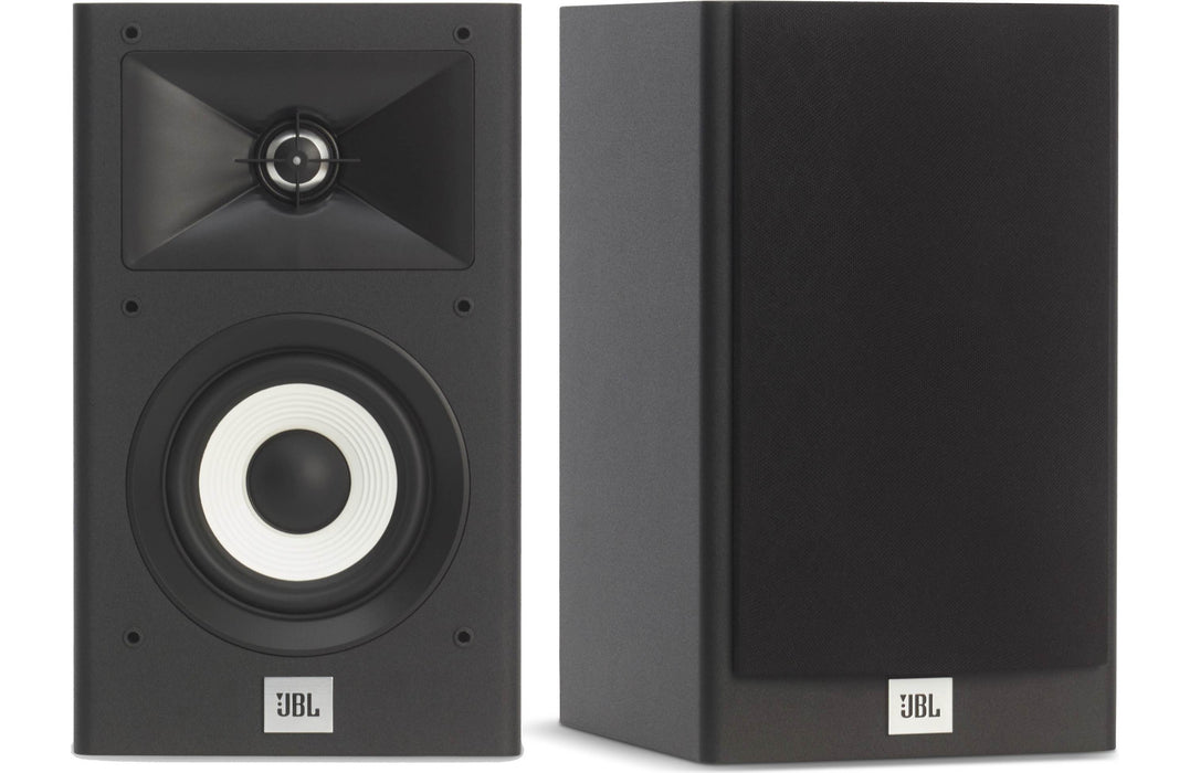 JBL A120 Bookshelf Speakers - Compact Design Most Suitable For Stereo and Home Theater System -Pair - Best Home Theatre Systems - Audiomaxx India