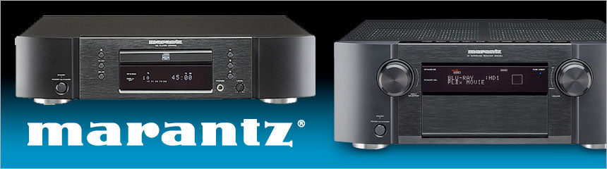 Marantz MM-8077 7-Channel Power Amplifier 150w / Ch. - Best Home Theatre Systems - Audiomaxx India