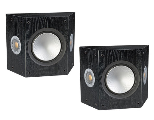 Monitor Audio Silver FX Dipole/Bipole Surround Speakers  85w x 2 - High Gloss Black - Best Home Theatre Systems - Audiomaxx India