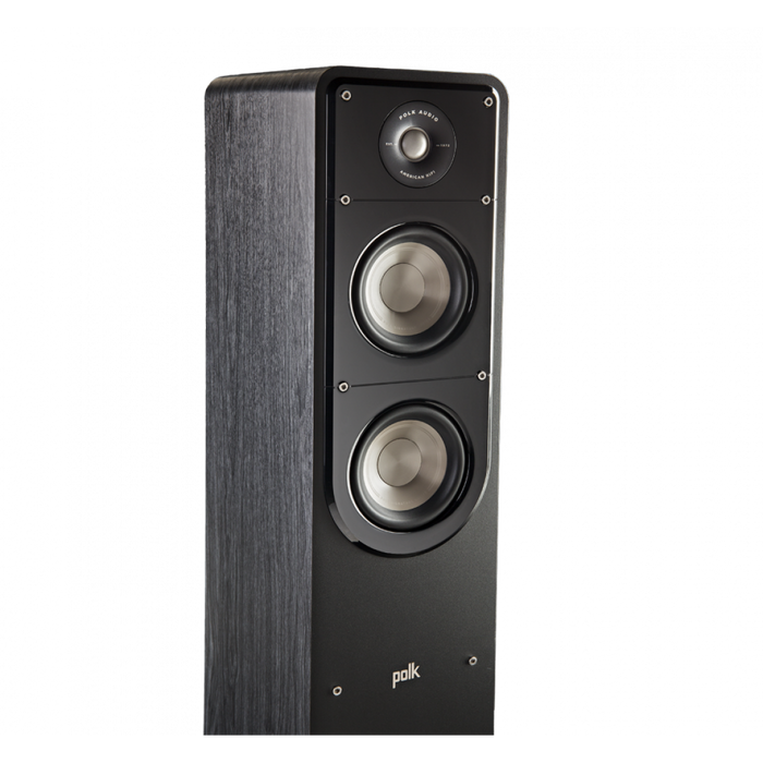 Polk Audio Signature S50 Tower Speaker 150w x 2 - Pair - Best Home Theatre Systems - Audiomaxx India