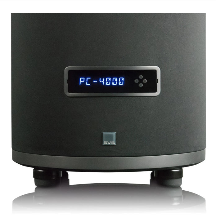 SVS PC4000 Cylinder-Style Powered Subwoofer - Best Home Theatre Systems - Audiomaxx India