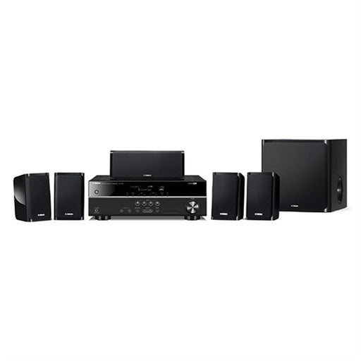Yamaha YHT-1840 5.1 Full Home Theater In A Box (HTIB) - Dolby  5.1 Home Theater Package # AM501005 - Best Home Theatre Systems - Audiomaxx India