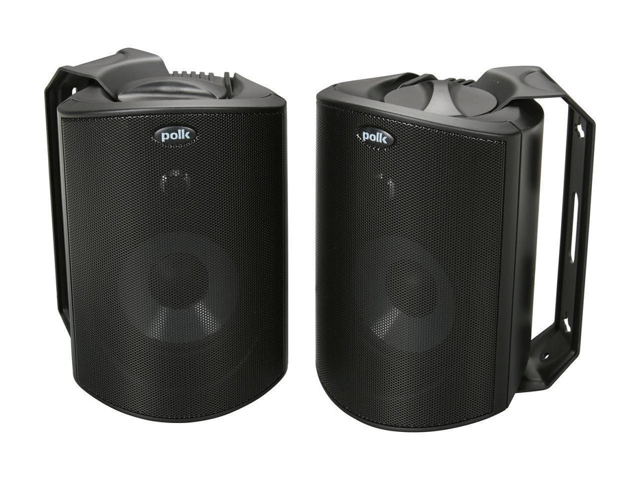 Polk Audio Atrium4 All-Weather Indoor / Outdoor Speaker Set - (Pair) - Best Home Theatre Systems - Audiomaxx India