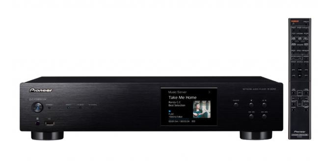 Pioneer N-50AE Network Player - Best Home Theatre Systems - Audiomaxx India
