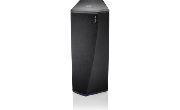 Denon DSW-1H HEOS Powerful Wireless Subwoofer For Entier HEOS Family Of Speakers & Bars - Best Home Theatre Systems - Audiomaxx India