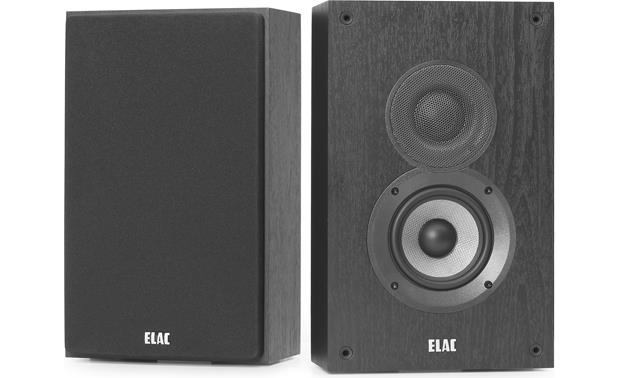 ELAC Debut 2.0 OWB4.2  On-Wall Slim Speakers - Pair - Best Home Theatre Systems - Audiomaxx India