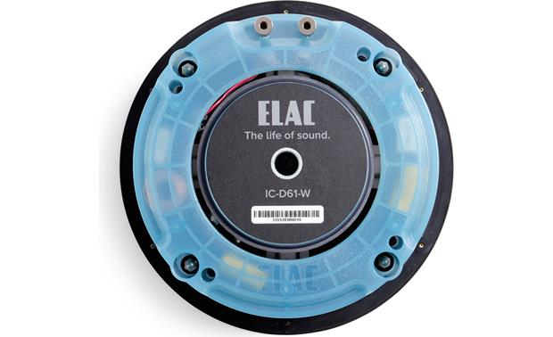 ELAC Debut IC-D61-W  In-Ceiling Speaker - Each - Best Home Theatre Systems - Audiomaxx India