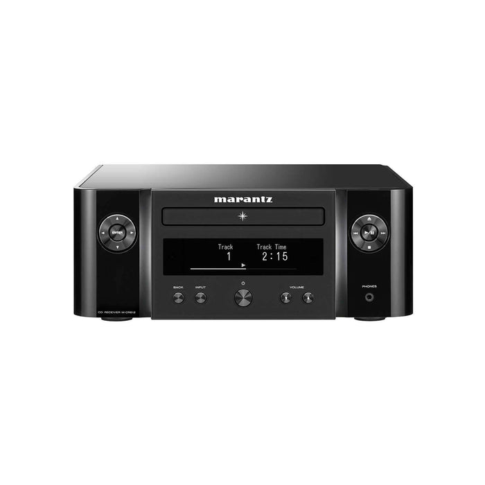Marantz M-CR612 - Desktop Network Stereo Amplifier CD Player With Wi-fi®, Bluetooth®, Apple® Airplay® 2 and Voice Control Compatibility - Best Home Theatre Systems - Audiomaxx India