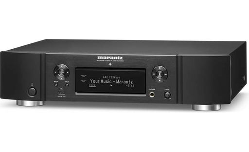 Marantz NA6006 -Network Music Player with Wi-Fi®, Bluetooth® and Apple® AirPlay® 2 - Best Home Theatre Systems - Audiomaxx India
