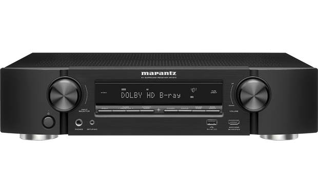 Marantz AVR NR1510- 5.2-ch Slimline Home Theater Receiver With Wi-fi®, Apple® Airplay® 2, and Amazon Alexa Compatibility - Best Home Theatre Systems - Audiomaxx India
