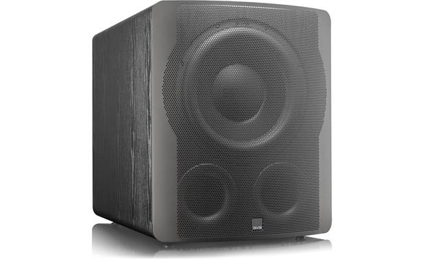 SVS PB-3000 Powered Subwoofer With App Control (Black Ash) - Best Home Theatre Systems - Audiomaxx India