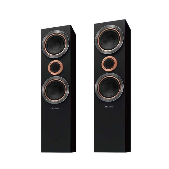 Pioneer S-RS55TB 5.0 - Dolby 5.1 Surround Sound Speaker Package # SP020 - Best Home Theatre Systems - Audiomaxx India