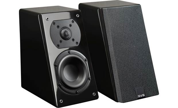 SVS Prime Elevation - Height Effects Speakers (Piano Gloss Black) - Best Home Theatre Systems - Audiomaxx India