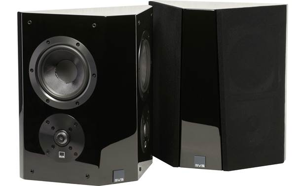 SVS Ultra Surround - Bipole/dipole Surround Speakers (Piano Gloss Black) - Best Home Theatre Systems - Audiomaxx India