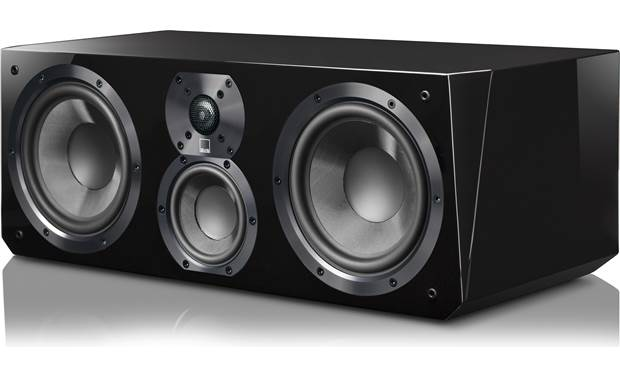 SVS Ultra Center - Center Channel Speaker (Piano Gloss Black) - Best Home Theatre Systems - Audiomaxx India