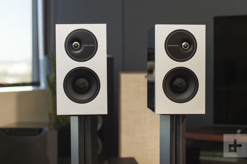 Definitive Technology D9 Demand Series Bookshelf Speakers – Pair - Best Home Theatre Systems - Audiomaxx India