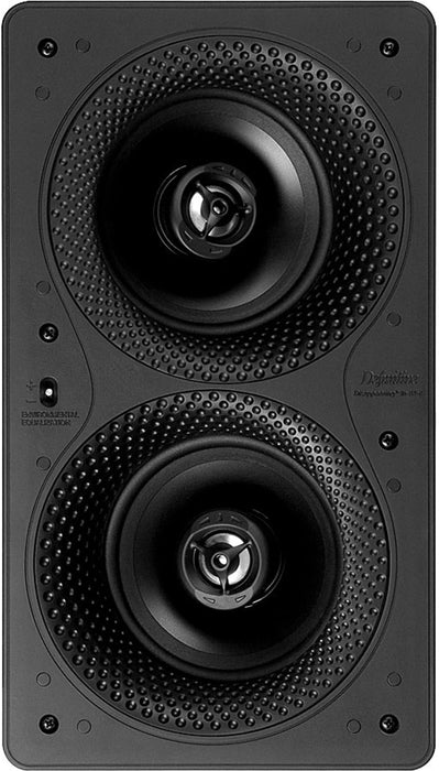 Definitive Technology Di 5.5LCR In-wall Multi-purpose Home Theater Speaker (Set Of 3) - Best Home Theatre Systems - Audiomaxx India