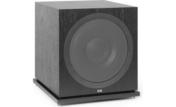 ELAC Debut 2.0 SUB3030 - Powered Subwoofer With Bluetooth® Control and Auto Eq - Best Home Theatre Systems - Audiomaxx India