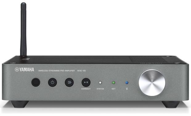 Yamaha WXC-50 Wireless Streaming Preamplifier With Wi-Fi®, Bluetooth® And Apple®, AirPlay® - Best Home Theatre Systems - Audiomaxx India