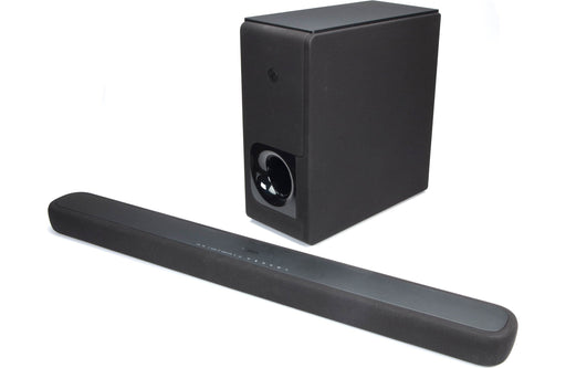 Yamaha YAS-209 Powered 2.1-ch Soundbar With Wireless Subwoofer System DTS® Virtual:x And Amazon Alexa Built-in - Best Home Theatre Systems - Audiomaxx India