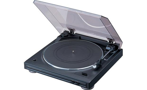 Denon DP-29F Automatic Belt-Driven Turntable With Pre-Mounted Cartridge And Built-in Phono Preamp - Best Home Theatre Systems - Audiomaxx India