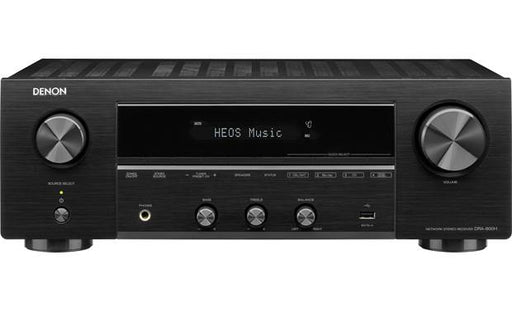 Denon DRA-800H 2 Ch. AV Receiver Network, HDMI, Hi-Fi Amplification, ARC, Connects To All Audio Sources - Best Home Theatre Systems - Audiomaxx India