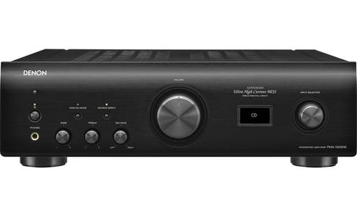 Denon PMA-1600NE Integrated Stereo Amplifier With Built-in DAC And Phono Preamplifier - Best Home Theatre Systems - Audiomaxx India