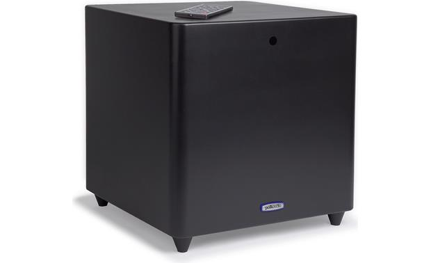 Polk Audio DSW PRO 550 Powered Subwoofer 200w Class 'D' With Remote Control & Front / Down Firing Option. - Audiomaxx India