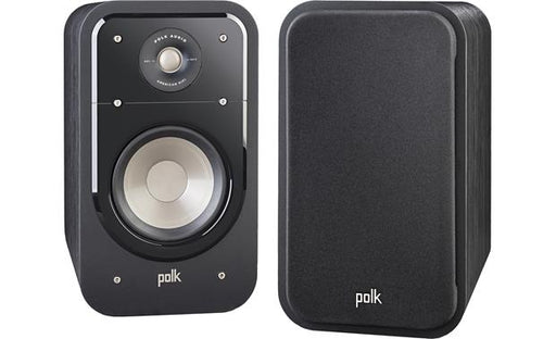 Polk Audio Signature S20 Bookshelf Speakers For Stereo / Home Theater System-Pair - Best Home Theatre Systems - Audiomaxx India