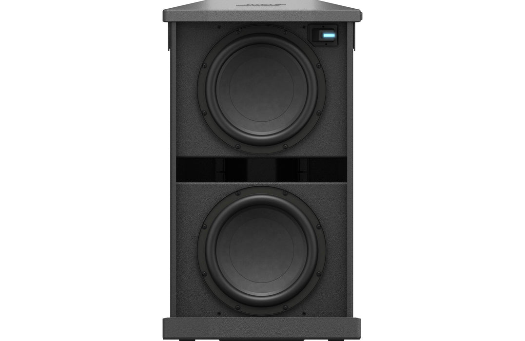 "Bose Professional F1 Powered Subwoofer With Two 10"" Woofer Speakers With In-built 1000-Watt Amplifier - Best Home Theatre Systems - Audiomaxx India"