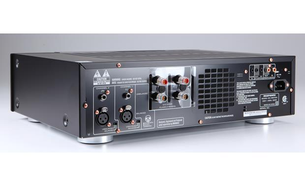 Marantz MM-7025 Power Stereo Amplifier 140 Watts x 2Ch. - Best Home Theatre Systems - Audiomaxx India
