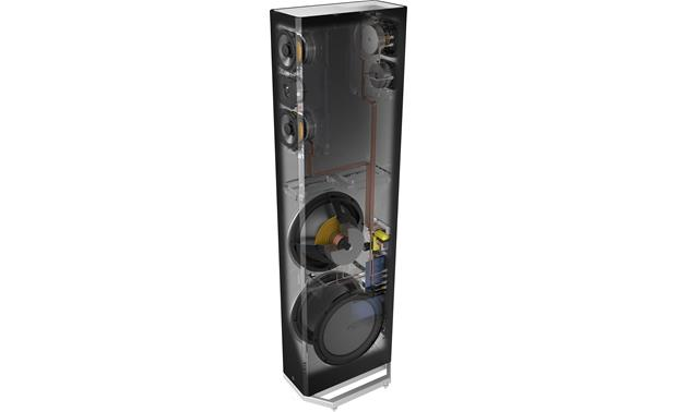 Definitive Technology BP-9060 Bipolar Tower Speakers With Built-In Powered Subwoofer – Pair - Audiomaxx India