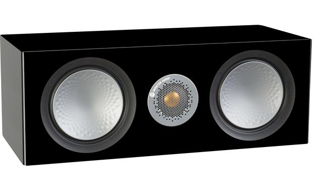 Monitor Audio Silver C 150 Center Speaker 150w -High Gloss Black - Best Home Theatre Systems - Audiomaxx India