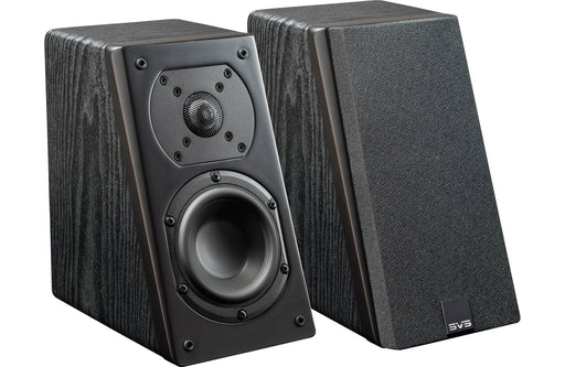 SVS Prime Elevation Height Effects / Atmos Effect Speakers (Black Ash) - Best Home Theatre Systems - Audiomaxx India