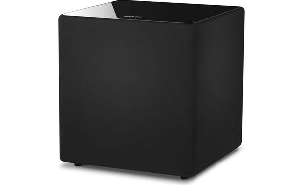 KEF Kube 12 Powered Subwoofer 300W-Black - Best Home Theatre Systems - Audiomaxx India