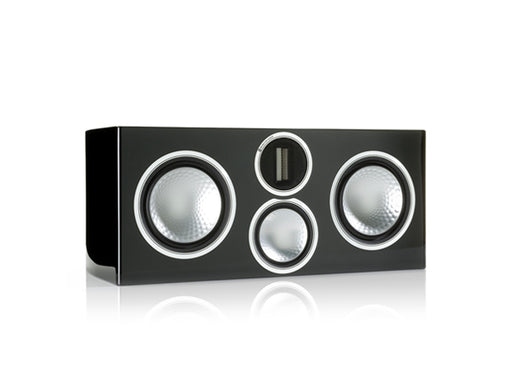 Monitor Audio Gold C350 Center Speaker 200w - Black - Best Home Theatre Systems - Audiomaxx India