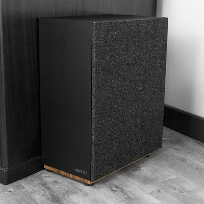 JAMO S808 SUB Ultra Slim Powered Subwoofer  - Studio Series-8 - Audiomaxx India