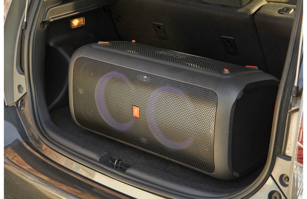 JBL PartyBox 300 Portable Bluetooth® Speaker With Light Display - Best Home Theatre Systems - Audiomaxx India