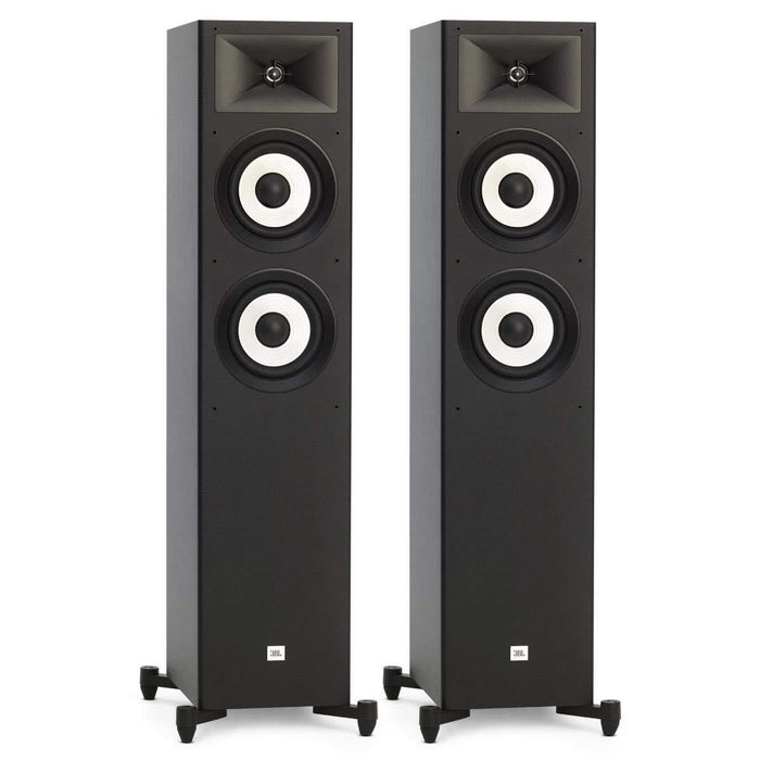 JBL A180 Tower / Floor Standing Speaker - Pair - Best Home Theatre Systems - Audiomaxx India