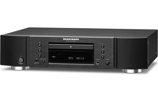 Marantz CD6007 Single-disc CD player with USB port for thumb drives