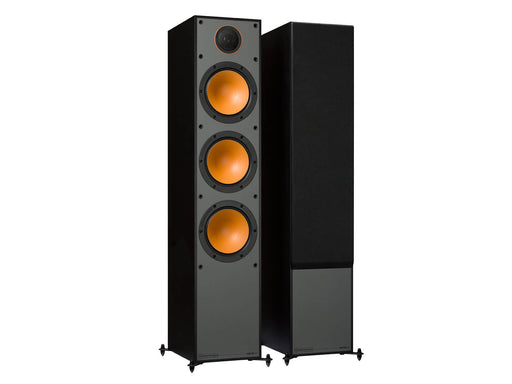 Monitor Audio Monitor 300  Tower Speakers Pair 150w x 2 - Black - Best Home Theatre Systems - Audiomaxx India