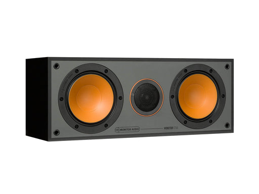 Monitor Audio Monitor 150C Center Speaker 100w - Black - Best Home Theatre Systems - Audiomaxx India