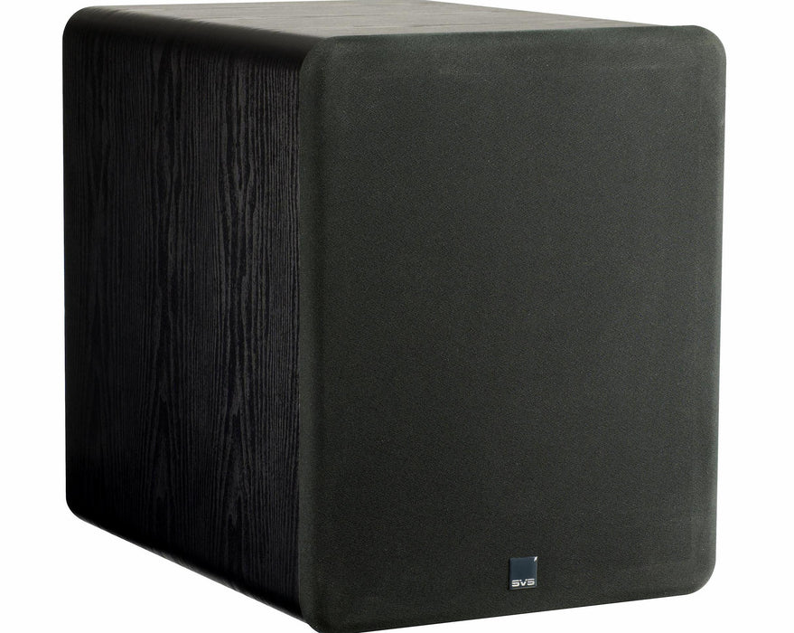 SVS SB2000 Powered Subwoofer 12 Inch 1100w Peak Output - Black Ash - Best Home Theatre Systems - Audiomaxx India