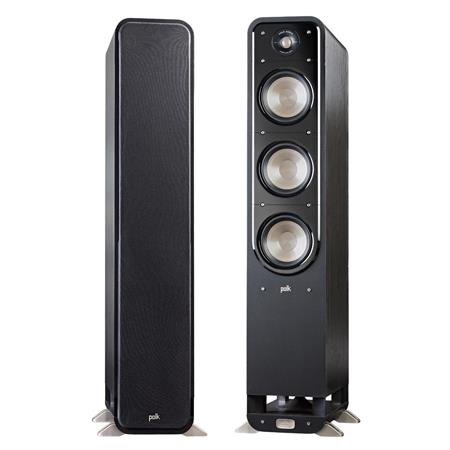 Polk Audio Signature S60 Pair - S20 Pair + S35C American HiFi Dolby 5.0 Surround Sound Speaker Package # SP030 - Best Home Theatre Systems - Audiomaxx India
