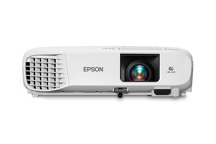 Epson EB-U05 WUXGA 3LCD Projector - Watch A Film Every Day For 15 Years - Best Home Theatre Systems - Audiomaxx India