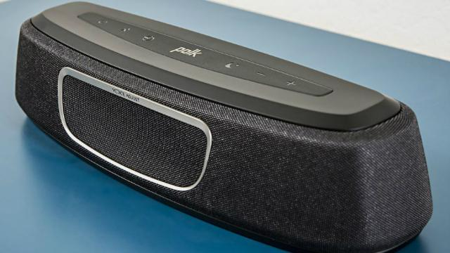 Polk Audio MagniFi Mini Home Theater Soundbar With Wireless Subwoofer HDMI ARC Wi-Fi® Google Crome Cast Bluetooth, Dolby - Best Home Theatre Systems - Audiomaxx India